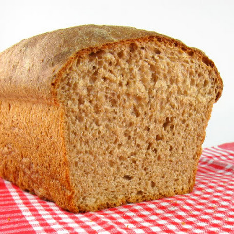 Beginner's Whole Wheat Batter Bread