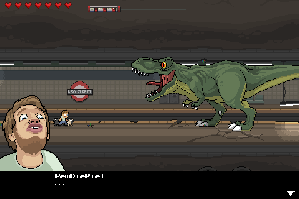 PewDiePie: Legend of Brofist Screenshot 3