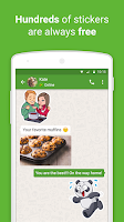Screenshot of ICQ - Free video calls & chat