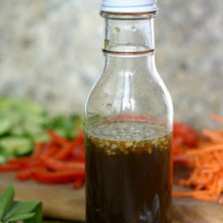 Lime Salad Dressing Fish Sauce Recipes