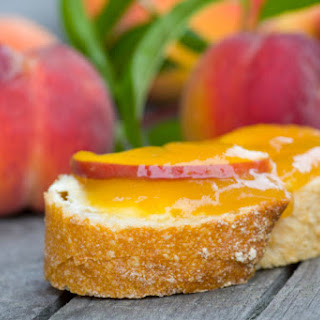 Low Carb Peach Preserve