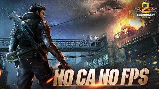 Crisis Action: NO CA NO FPS screenshot 1