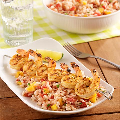 Grilled Coconut Shrimp Kabobs Recepten | Yummly