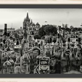by Jim Knoch - Black & White Objects & Still Life