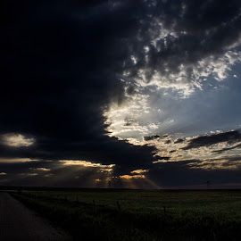 by Nathan Bezner - Landscapes Prairies, Meadows & Fields