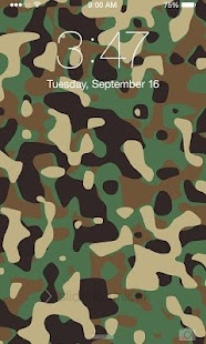 Camouflage-Wallpaper