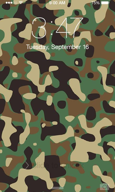 Camouflage-Wallpaper 7