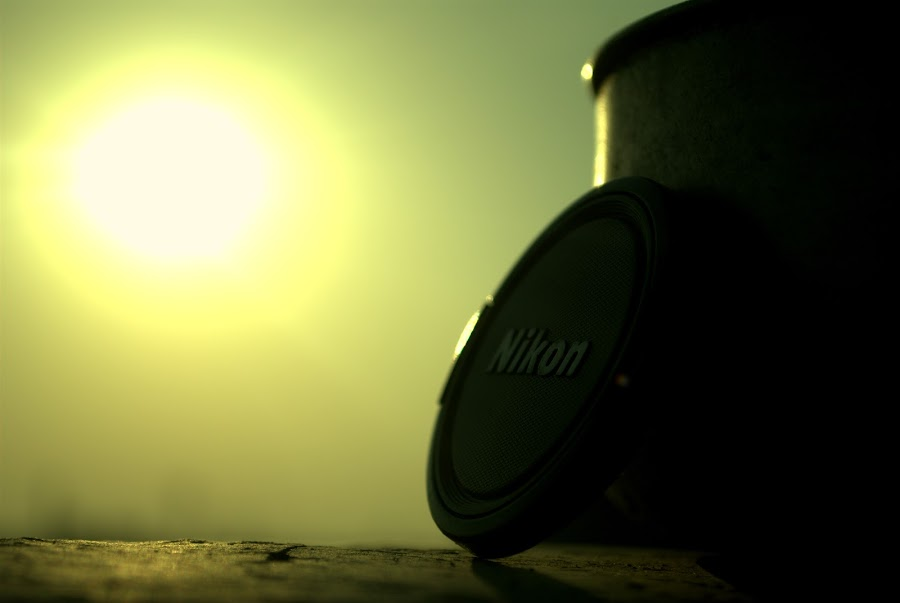 The Lens Cap by Arpan Sagar - Novices Only Objects & Still Life