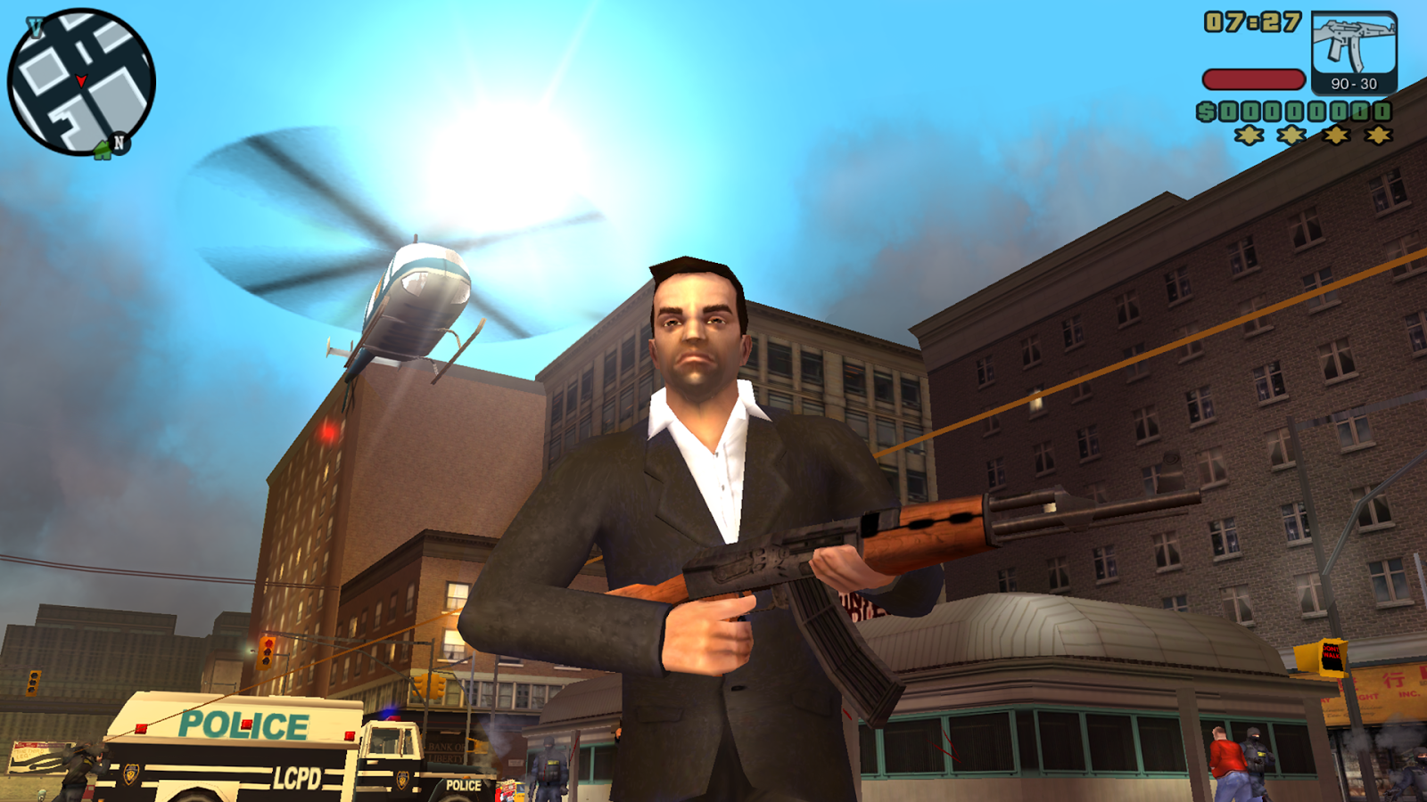 GTA: Liberty City Stories Screenshot 3