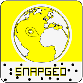SnapGeo Snapchat Geofilters Icon