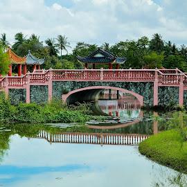 by Simon Yue - Buildings & Architecture Bridges & Suspended Structures