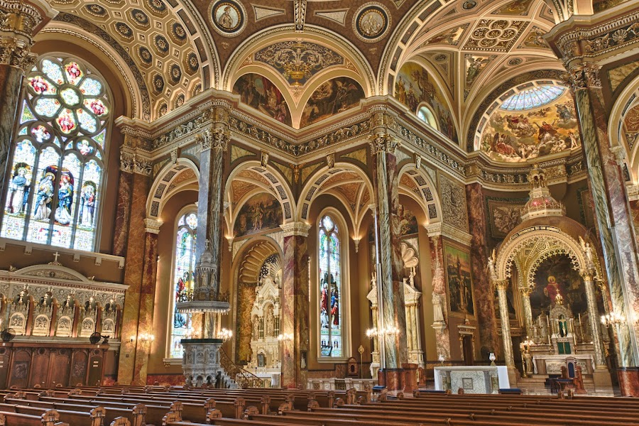 Spectacular Glory! by John Williams - Buildings & Architecture Other Interior ( church, archetecture, sanctuary, basilica )