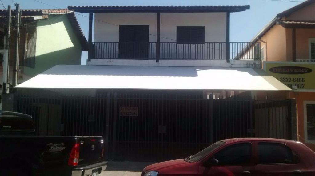 Sobrado comercial para locação, Parque Industrial, São José