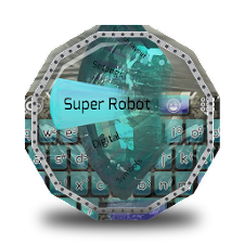 Super Robot GO Keyboard