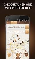 Screenshot of Taxi Booking App Book Taxi Cab