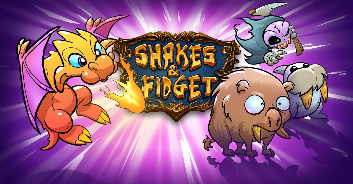 Shakes and Fidget Screenshot 0