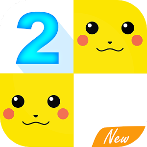 Piano tiles-don't tap pikachu Icon