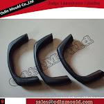 Electronics Parts Bakelite Plastic Handle Injection Mold