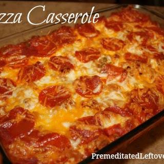 Pizza Rice Casserole Recipes