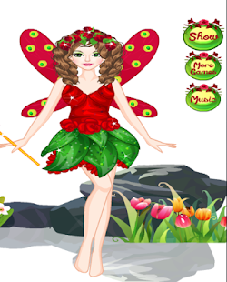 Dressup and Makeover For girls- screenshot