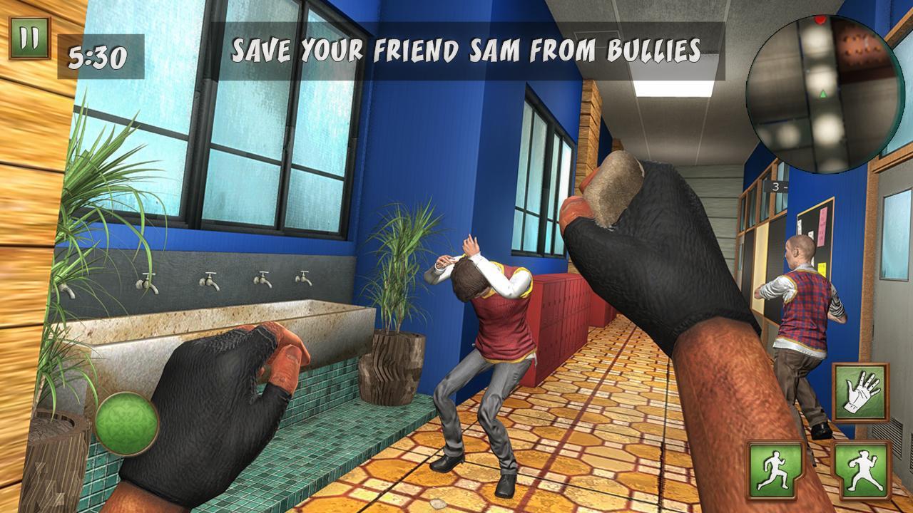Amerikanischer Gymnasium Gangster android spiele download
