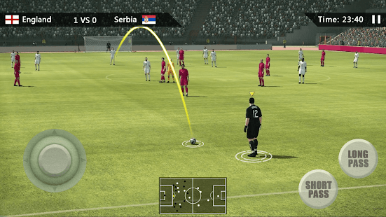 Real Soccer League Simulation Game for pc