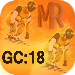 Ghost Copy 18 (GC:18) - for Ski Challenge Mobile