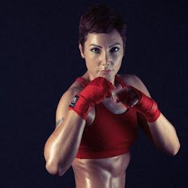 by Ümit Göksel - Sports & Fitness Boxing