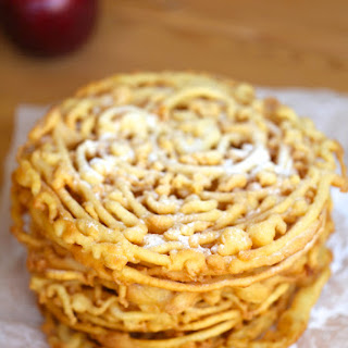 Funnel Cake No Baking Powder Recipes
