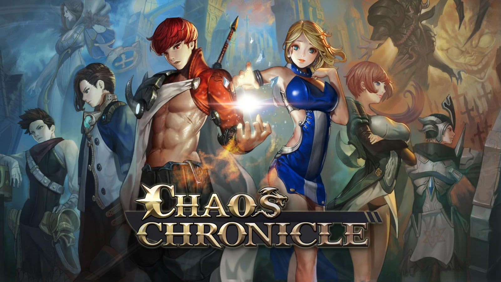 Chaos Chronicle Screenshot 0