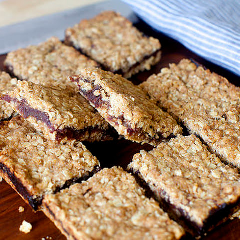 Date Breakfast Squares