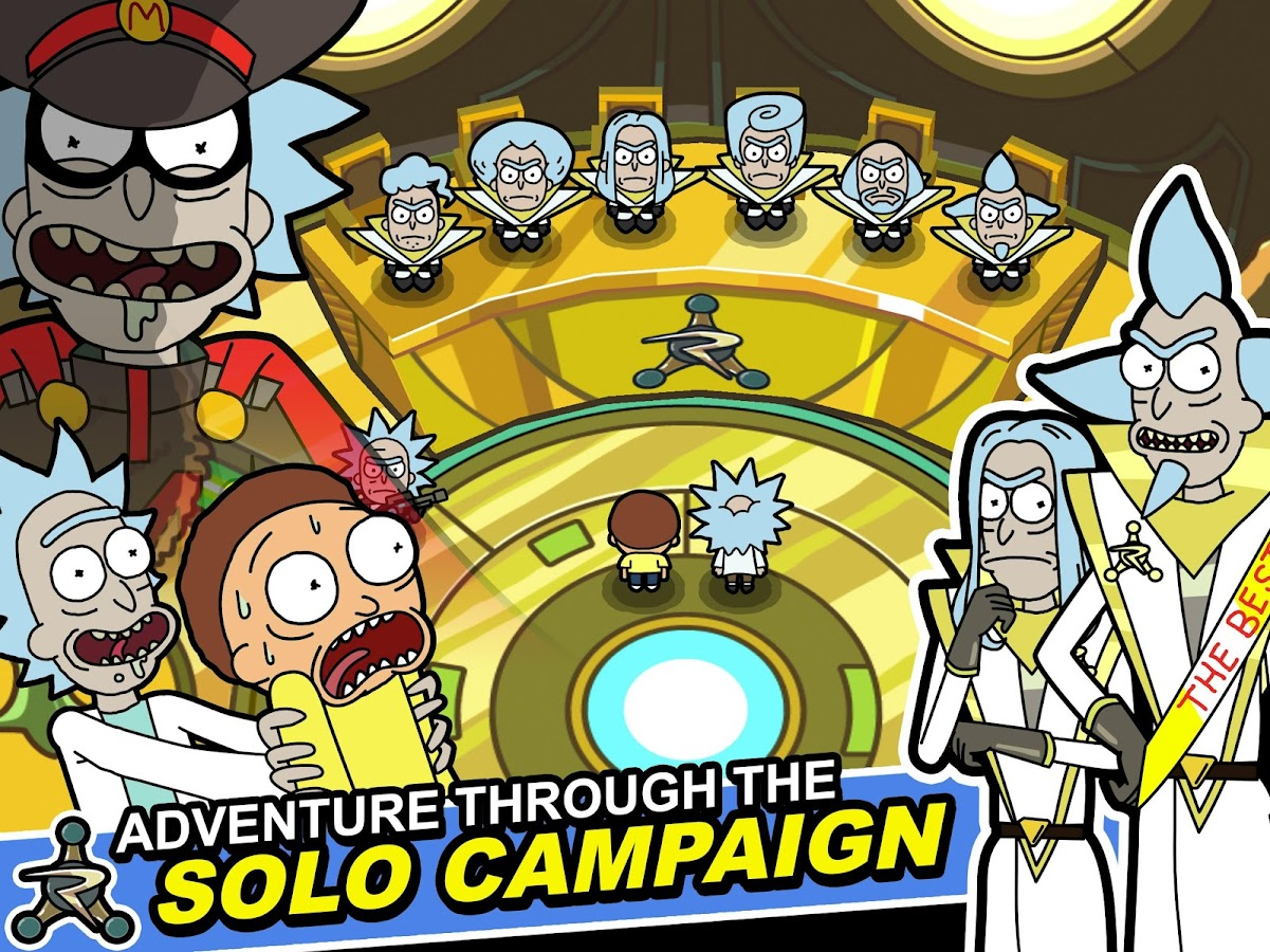 Pocket Mortys Screenshot 7