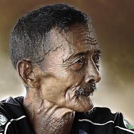 by Abhirama Arro - People Portraits of Men