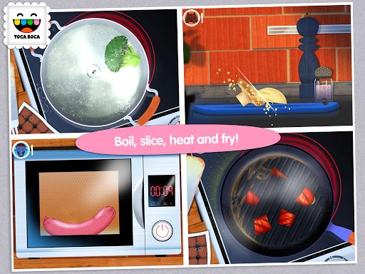 Toca Kitchen screenshot 7