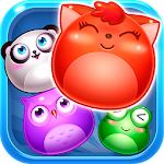 Pet Crush-3 match games 1.1 Apk