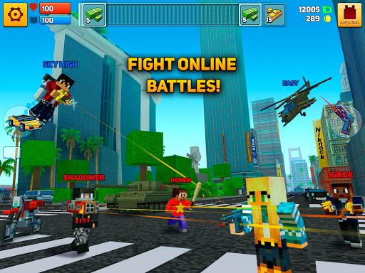 Block City Wars + skins export screenshot 7