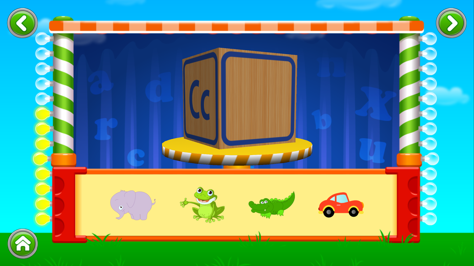 Kids ABC Letter Phonics Screenshot 1