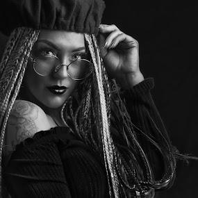 Shannon by Brian Pierce - People Portraits of Women ( studio, shannon,  )