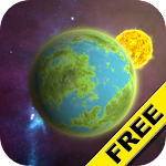 Pocket Universe Sandbox Free Icon