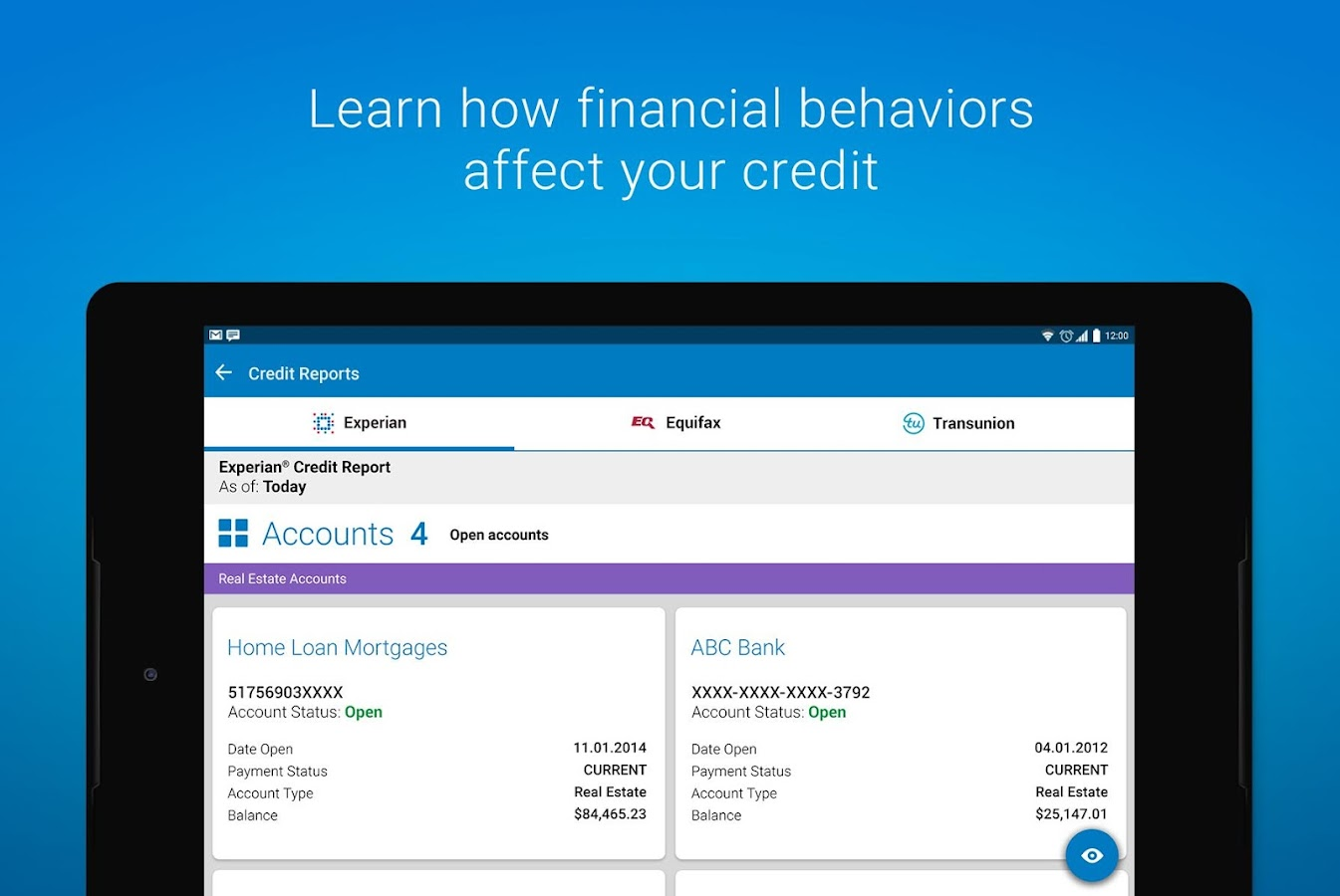 Experian - Free Credit Report Screenshot 10