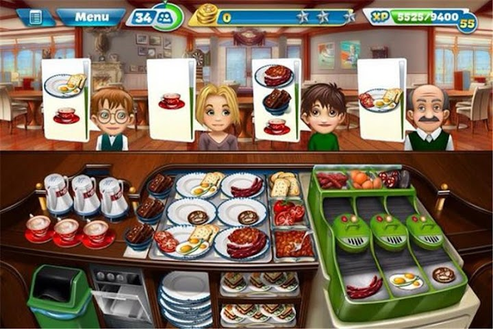 android RP Guide for Cooking Fever Screenshot 2