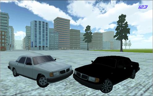 ryska bilar