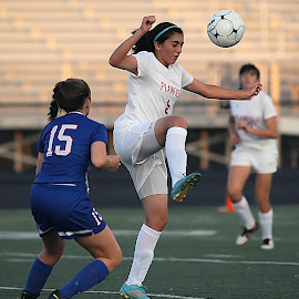 Indianapolis Indiana-Plainfield VS Whiteland Varsity Girls HS  Soccer Aug 17 2016 by Oscar Salinas - Sports & Fitness Soccer/Association football ( indianapolis indiana-plainfield vs whiteland varsity girls hs  soccer aug 17 2016 )