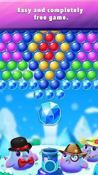 Bubble Shooter By Candy Bubble Studio APK screenshot thumbnail 2