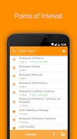 Screenshot of OsmAnd+ Maps & Navigation