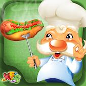Hot dog restaurant- crazy chef APK for Ubuntu