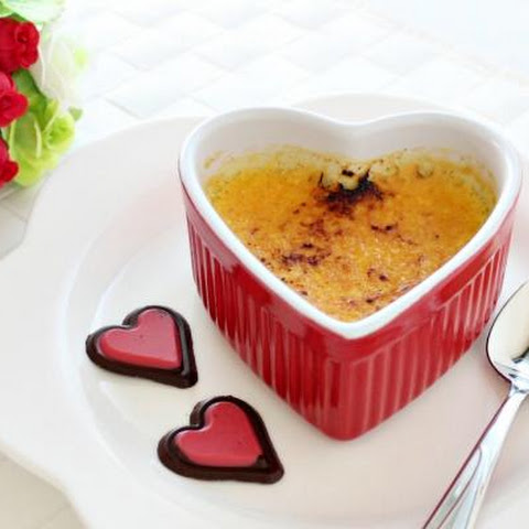 Creme Brulee (Burnt Cream)