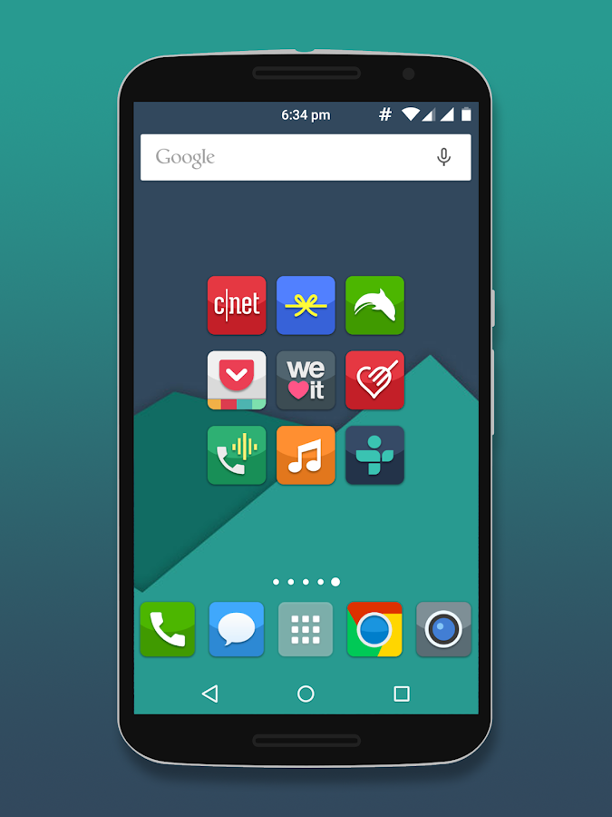 Horizon Icon Pack Screenshot 5