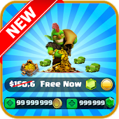 App Gems and Golds Clash Royale - Prank ( CR ) apk for kindle fire