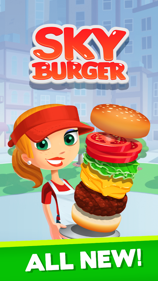 Sky Burger Screenshot 0